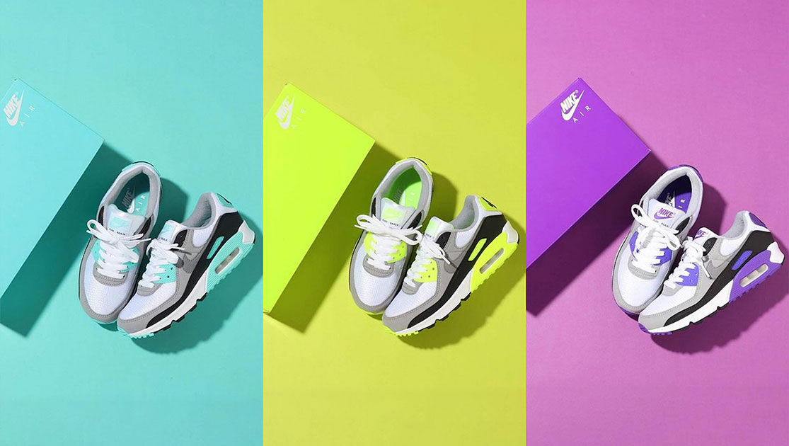 NIKE AIR MAX AND ITS MOST ICONIC COLORWAYS AND COLLABS