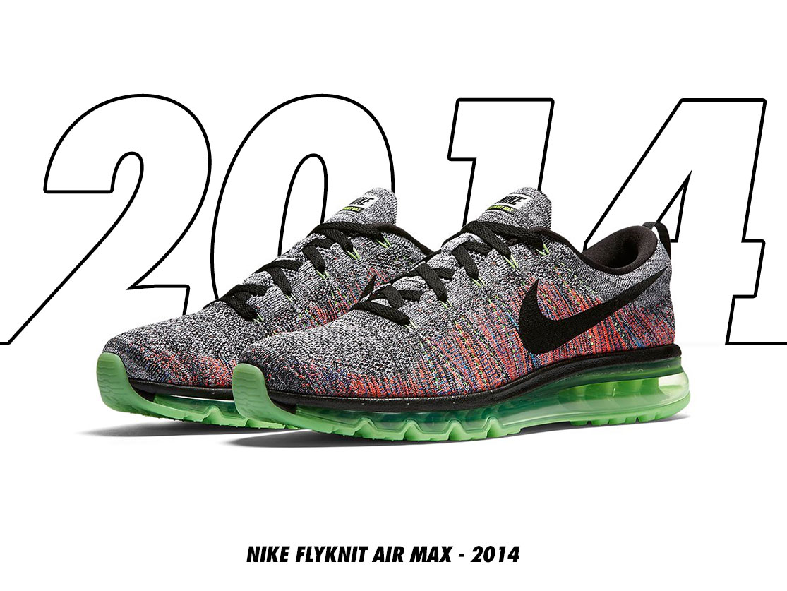 NIKE AIR MAX AND ITS EXTENSIVE TIMELINE