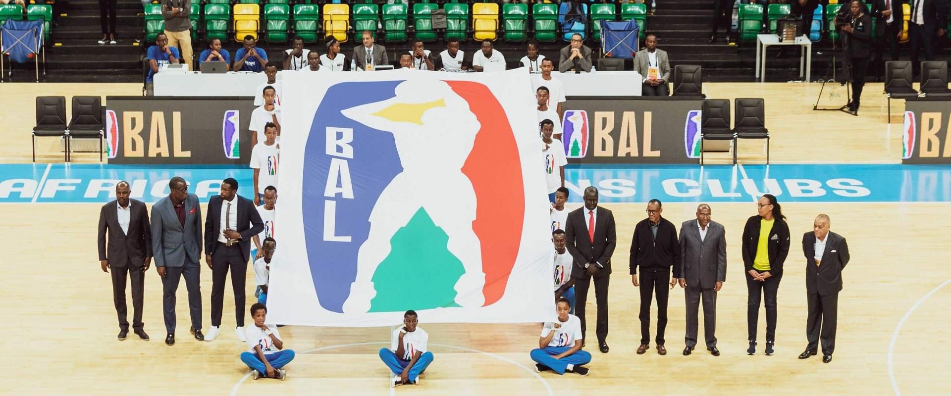 NBA ESTREIA PRIMEIRA TEMPORADA DE SUA LIGA AFRICANA