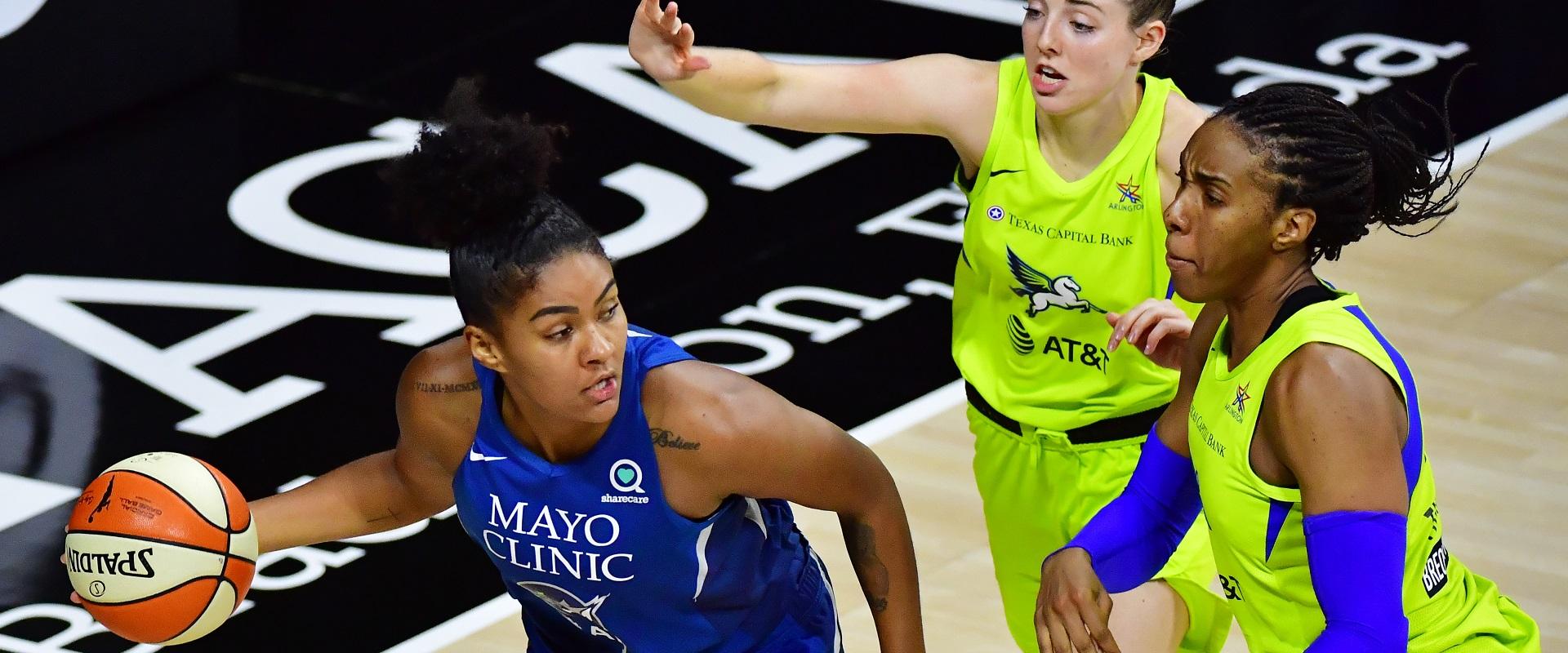 WNBA APOSTA NO STREAMING PELA SUA POPULARIZAÇÃO