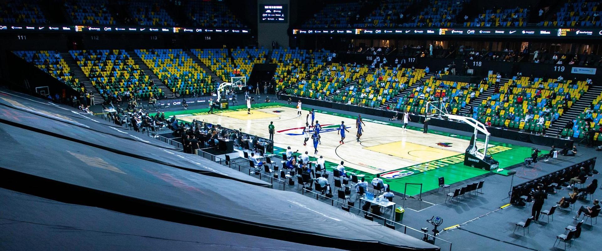 NBA AFRICA: AGORA É OFICIAL!