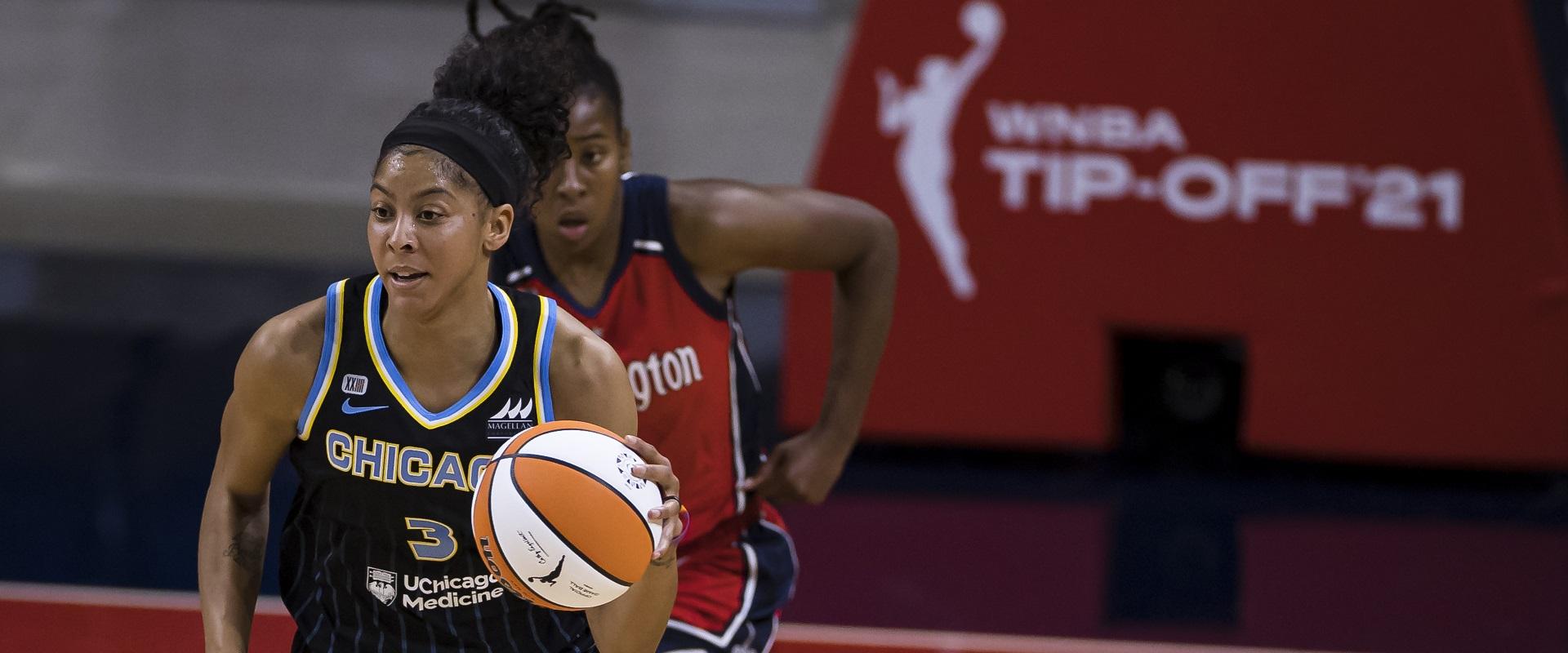 CANDACE PARKER: A PRIMEIRA JOGADORA DA WNBA NA CAPA DE UM JOGO DO NBA2K