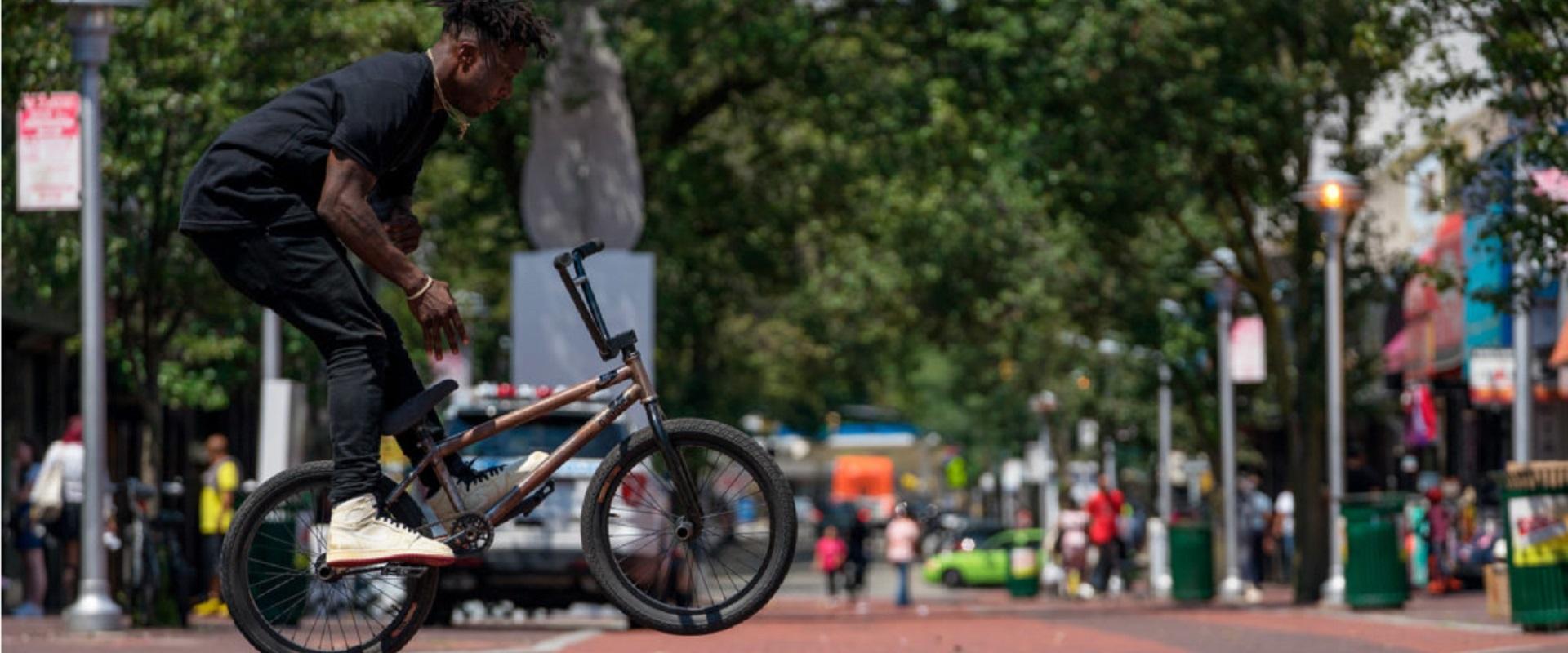 JORDAN BRAND PATROCINA SEU PRIMEIRO ATLETA DE BMX