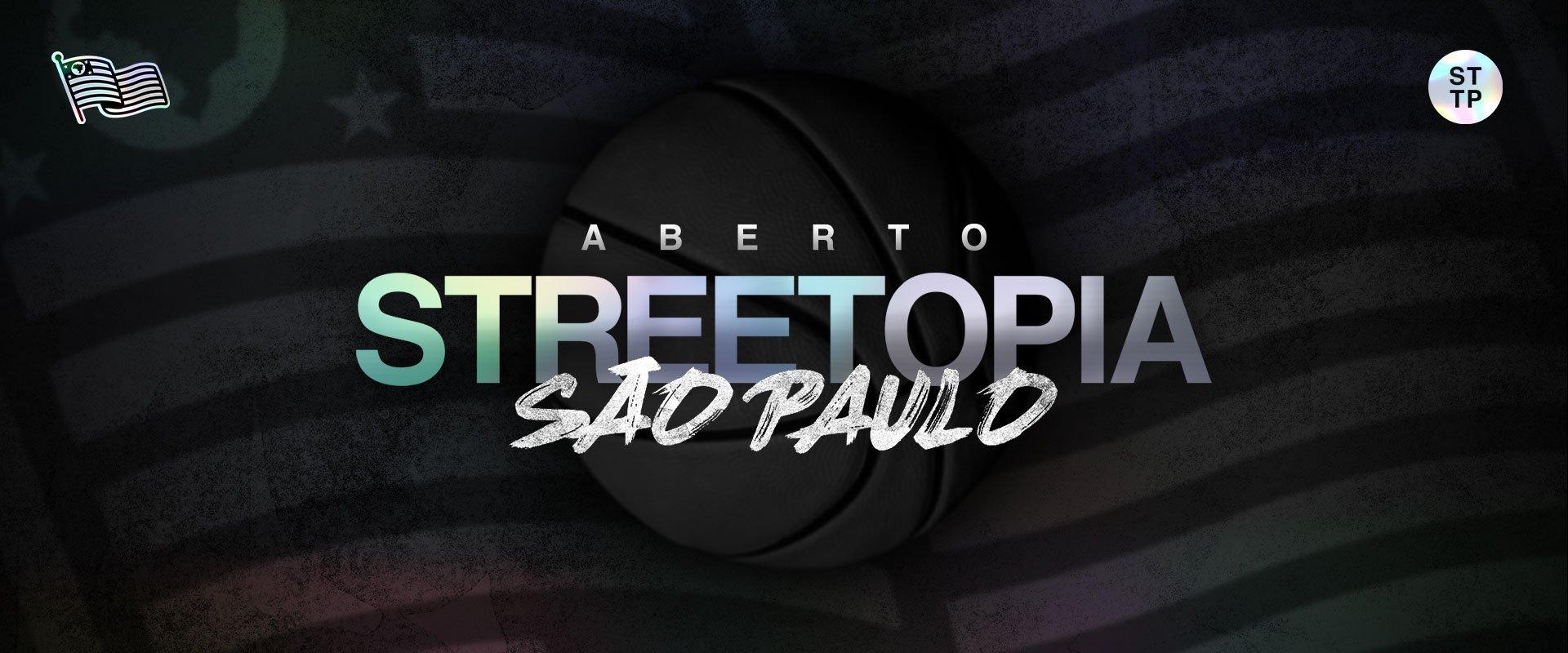ABERTO STREETOPIA MOVIMENTA CENA DO BASQUETE PAULISTANO