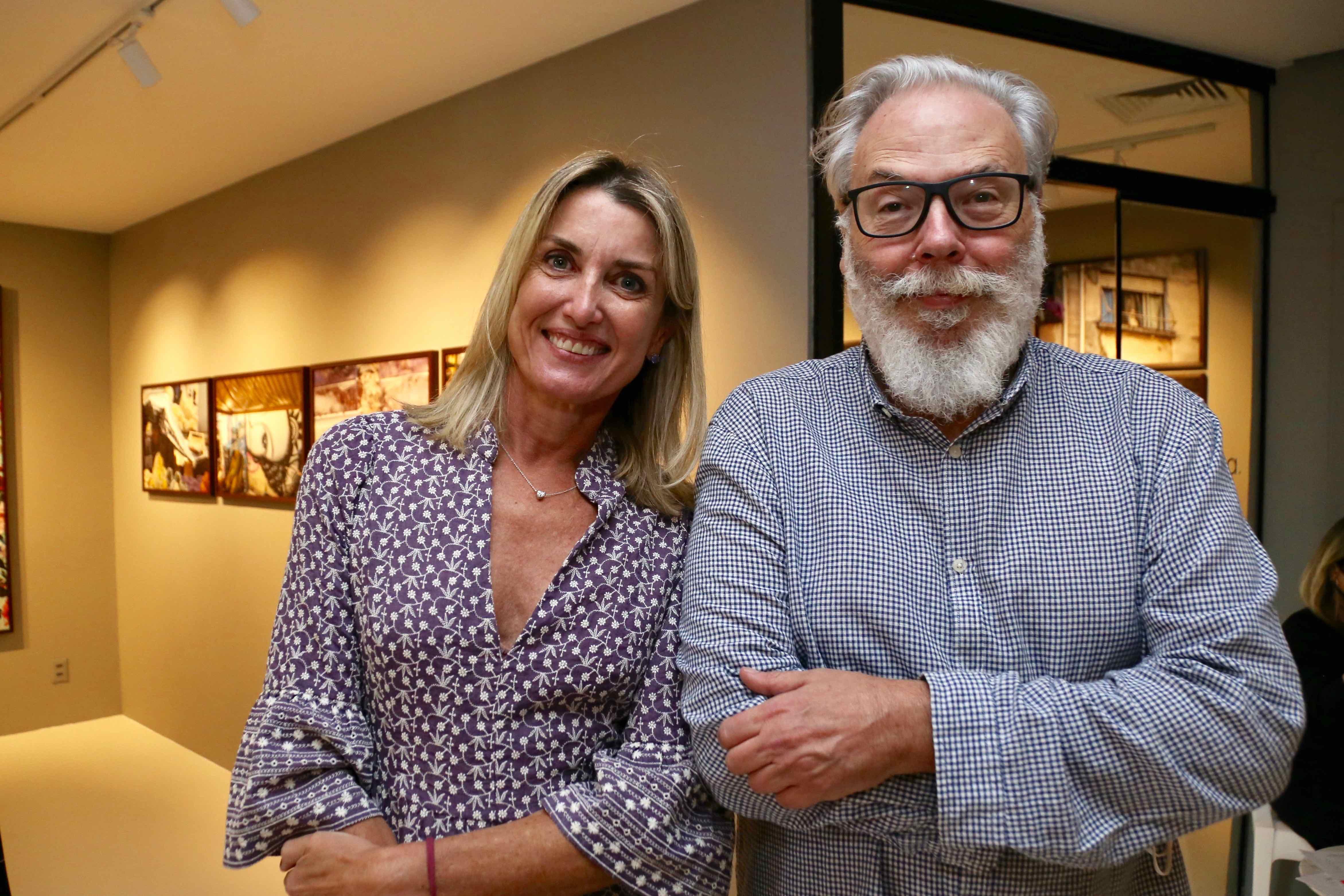 Dani Tranchesi e Juan Esteves