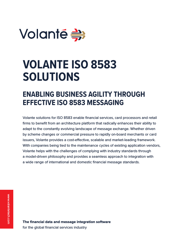 Volante ISO 8583 Solutions