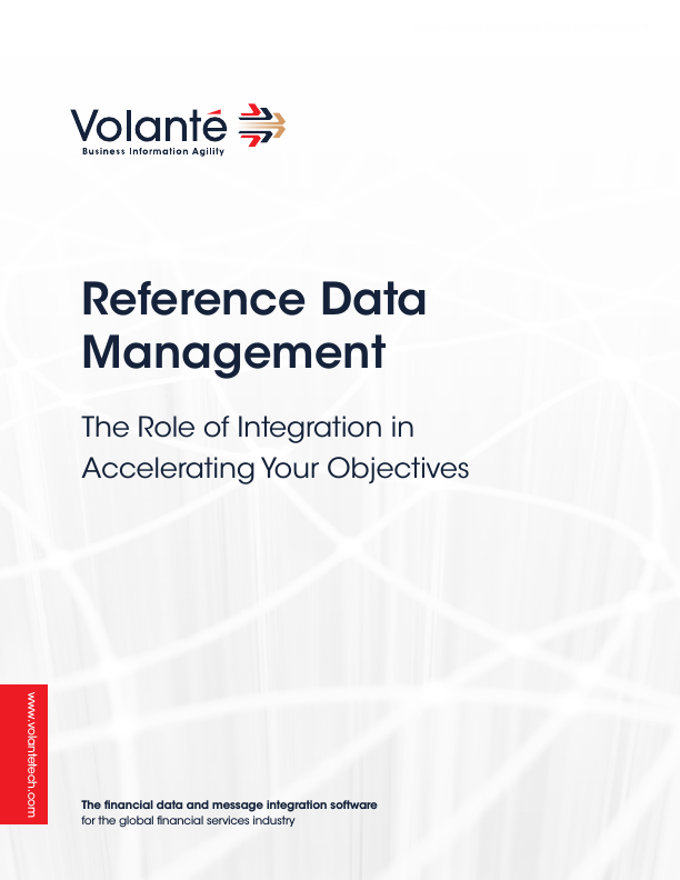 Integration and Reference Data Management