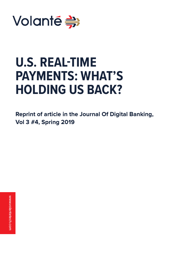 Real-time payments in the USA: What is holding us back?