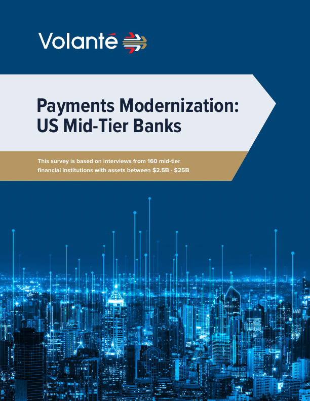 Payments Modernization US Mid-Tier Banks