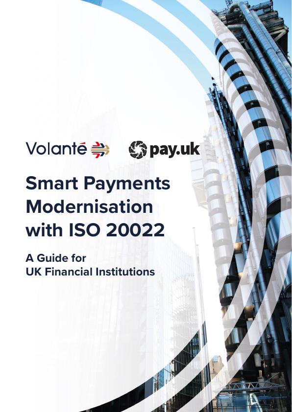 Smart Payments Modernisation with ISO 20022