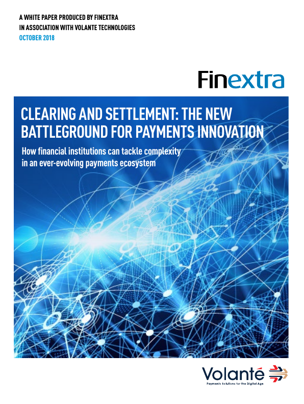 Clearing and settlement: the new battleground for payments innovation