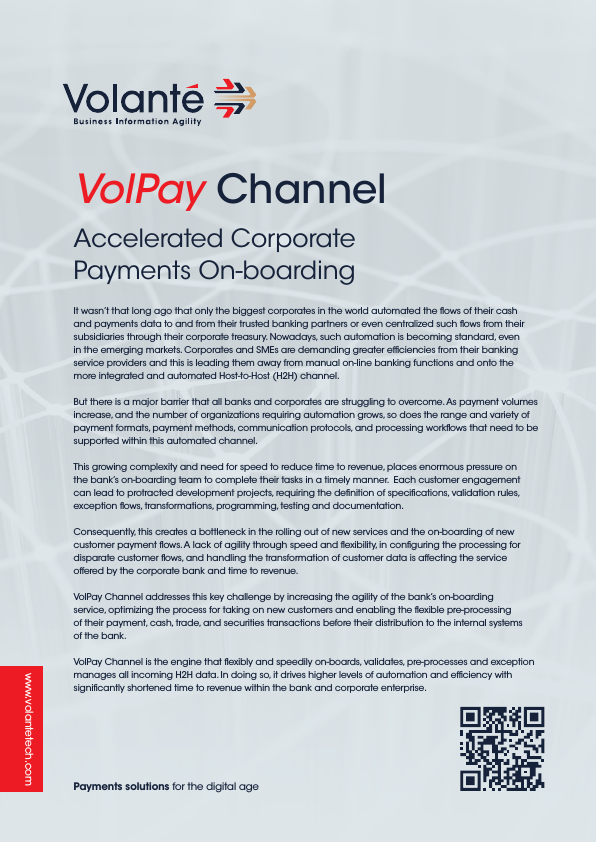 VolPay Channel Brochure