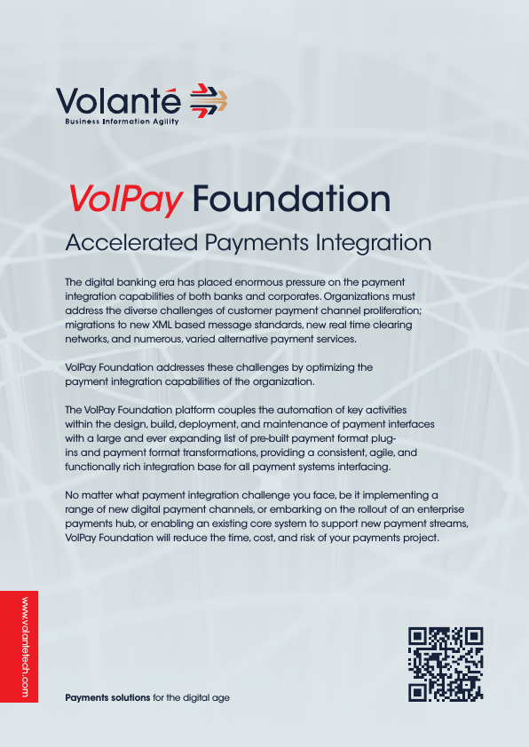 VolPay Foundation Brochure