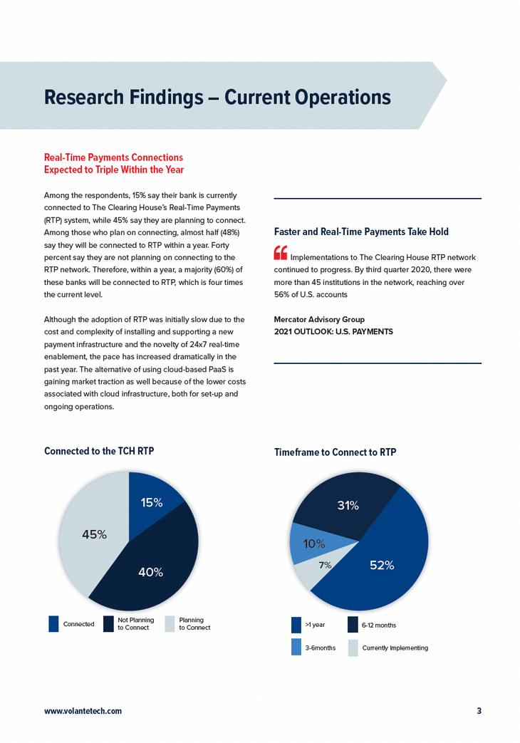 Payments Modernization US Mid-Tier Banks - page 2