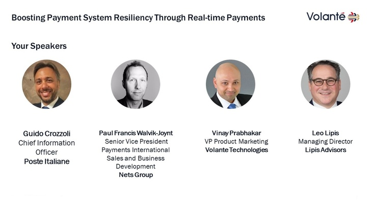 Boosting Payment System Resiliency Through Real-time Payments