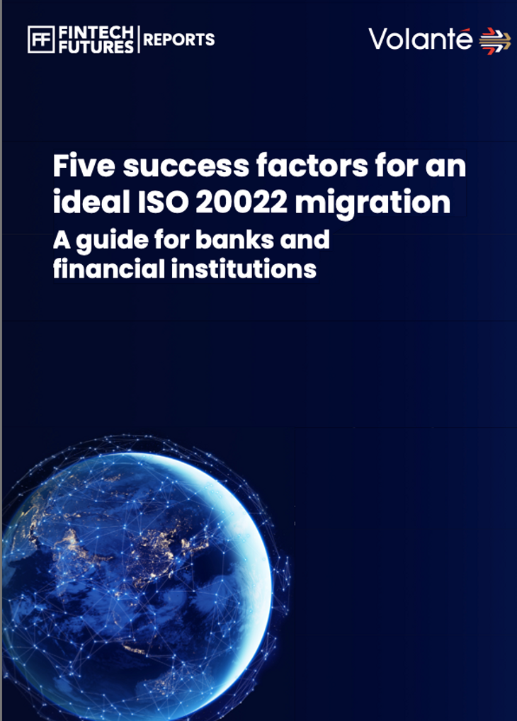 Fintech Futures ISO 20022 5  - page 1