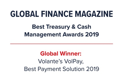 Global Finance award