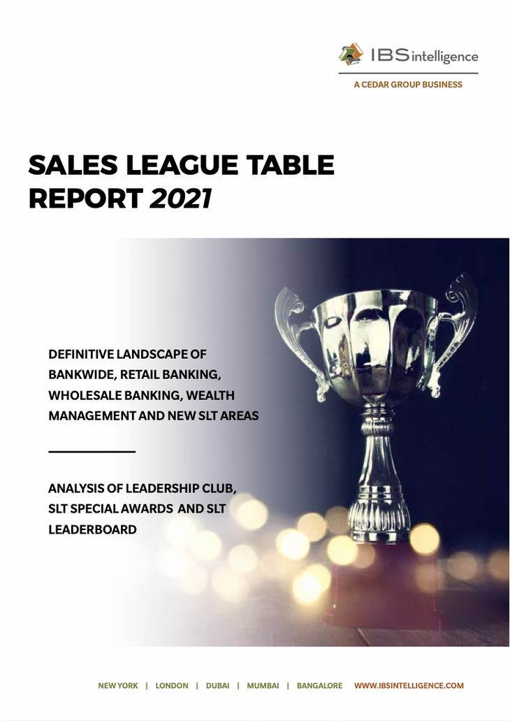 IBS Sales League Table Report 2021 - page 2