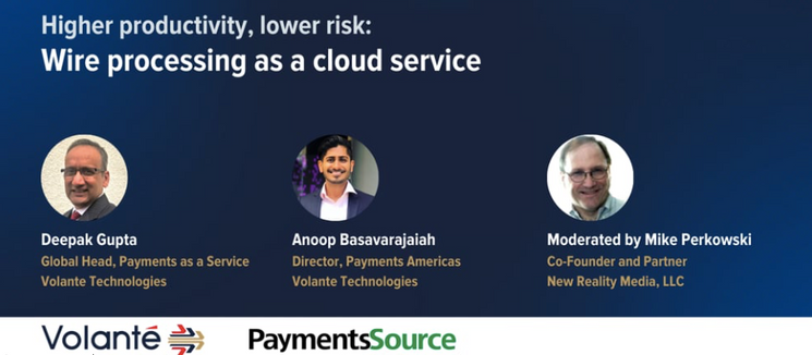 Webinar: Higher Productivity, Lower Risk: Wire Processing as a Cloud Service