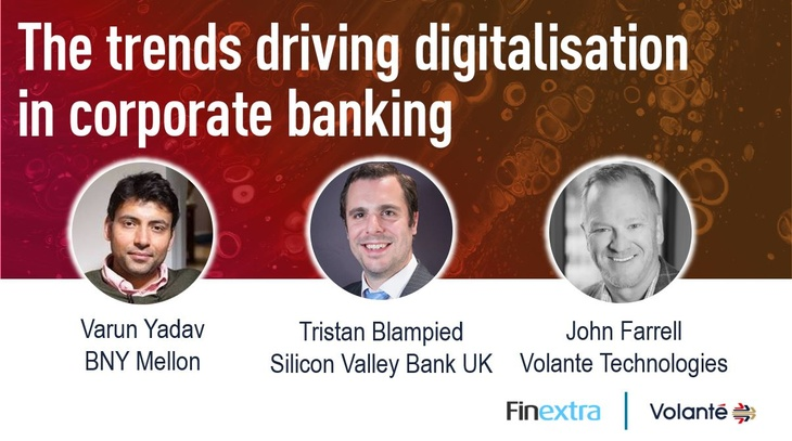 The Trends Driving Digitalisation in Corporate Banking