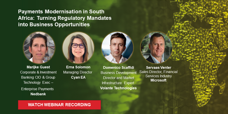 Payments Modernisation in South Africa: Turning Regulatory Mandates into Business Opportunities