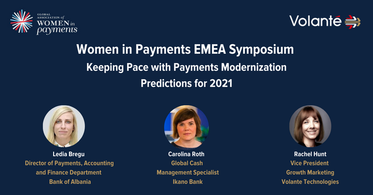 Keeping Pace with Payments Modernization in EMEA