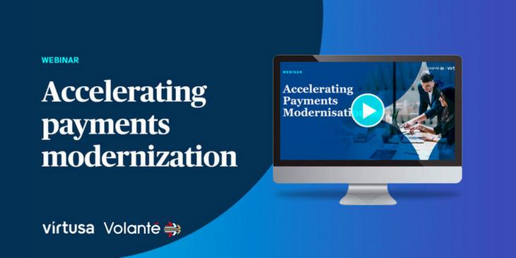 Accelerating Payments Modernization