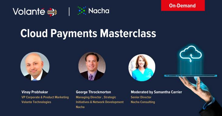 Cloud Payments Masterclass