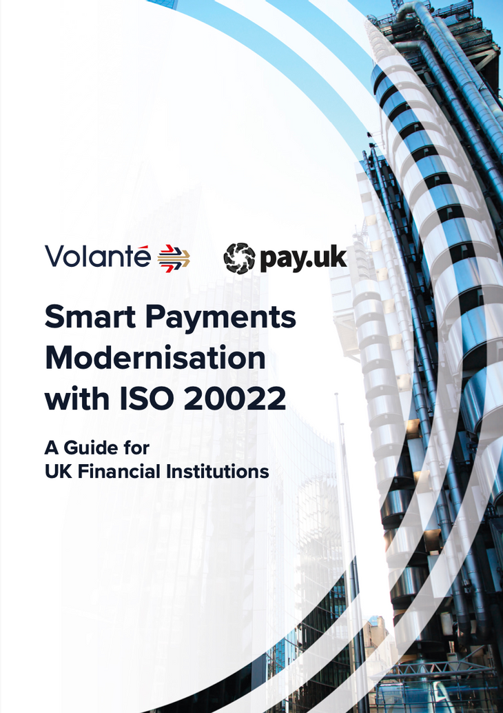 Smart Payments Modernisation with ISO 20022 - page 1