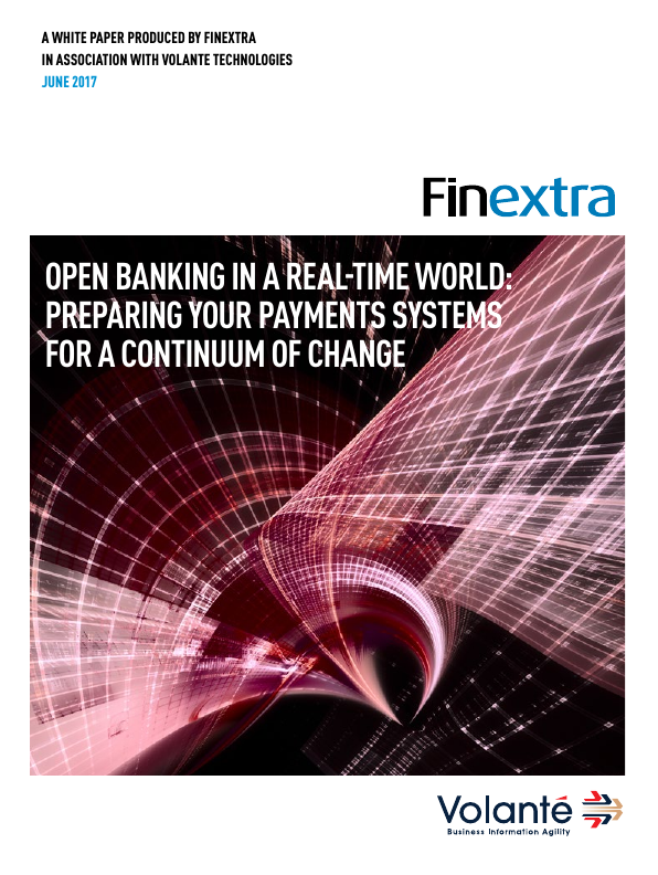 Open Banking in a Real-time World