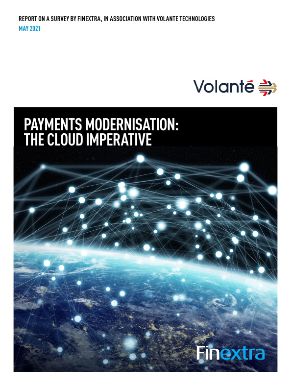 Payments Modernisation: The Cloud Imperative