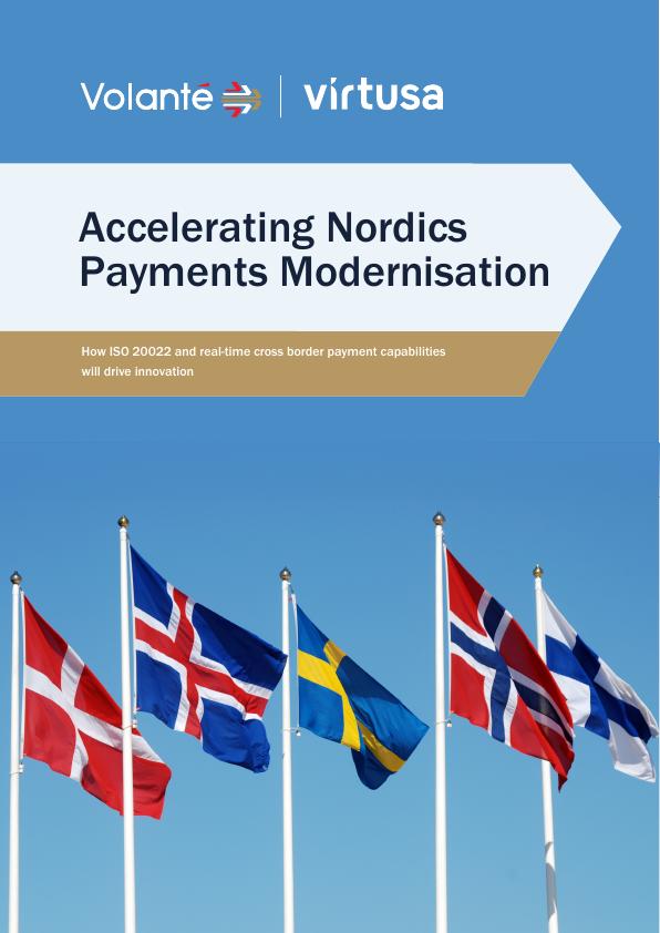 Accelerating Nordics Payments Modernisation