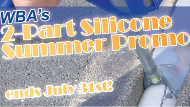2-Part Silicone Summer Promotion!