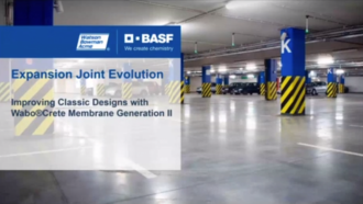Tech Talk - Wabo® Expansion Joint Evolution Cover Image