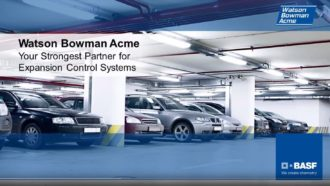 Wabo®XPE - Parking Series Installation Cover Image