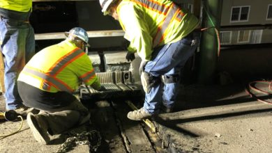 WBA Bridge Sector Rehabilitates CA Viaduct