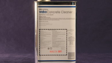 Wabo®Concrete Cleaner