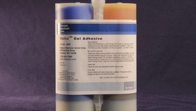 Wabo®Gel Adhesive Gun