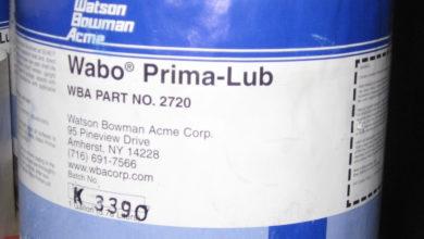 Wabo®PrimaLub Adhesive