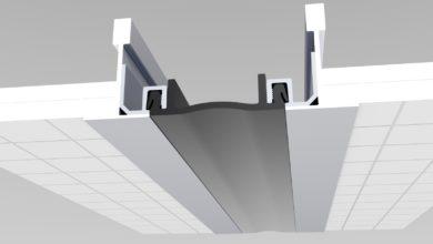 Wabo®CorridorWrap Ceiling (CEB, CWCA)