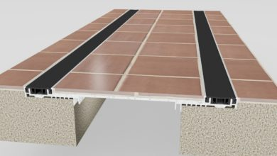 Wabo®TwinSeam Floor (TSF)