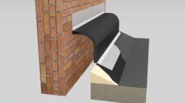 Wabo®Flash (EEJ) - Roof to Corner