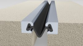 Wabo®StripSeal (SSS) - Parking Series