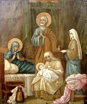 Nativity of the Blessed Virgin Mary - Day 1