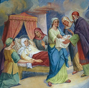 Nativity of the Blessed Virgin Mary - Day 3