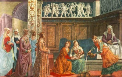 Nativity of the Blessed Virgin Mary - Day 4