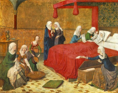 Nativity of the Blessed Virgin Mary - Day 5