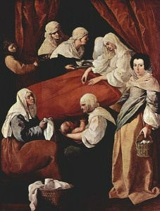 Nativity of the Blessed Virgin Mary - Day 6