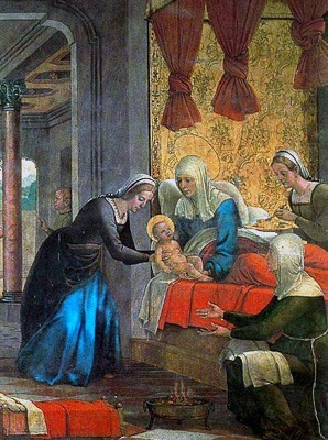Nativity of the Blessed Virgin Mary - Day 8