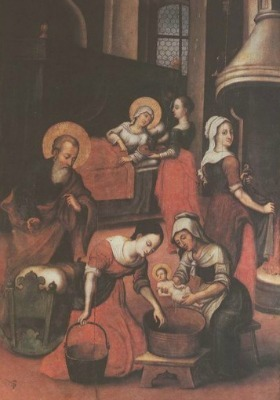 Nativity of the Blessed Virgin Mary - Day 9